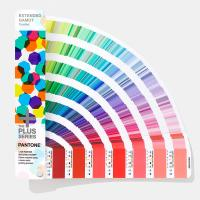 潘通Pantone GG7000 國際標準色卡 CMYKOGV 七色印刷色卡