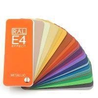 德國RAL E4 勞爾金屬色卡
