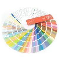 德國RAL D9勞爾色卡 啞光型 含290種勞爾設計體系顏色扇形色卡