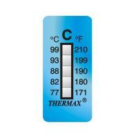 英国Thermax(TMC) 5格C 温度测试纸 77~99℃