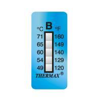 英國Thermax(TMC) 5格B 溫度試紙 49~71℃