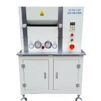 鹏翔运达 PX-DR-C200 液压辊压机 锂电极片辊压