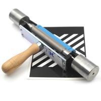 英國RK 手動油墨展色輪套裝 KLOX.01.S(KLOX.10) 100線金屬網紋輥
