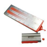 TQC VF2107 單槽研磨刮板細度計 0~100μm  帶校準證書