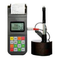 鲁科检测 LK120 便携里氏硬度计 测量范围170~960HLD