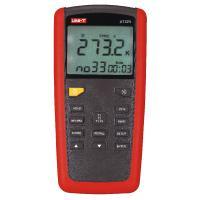 優利德UNI-T UT325 接觸式測溫儀 -200~1372℃雙路T1、T2 自動校準
