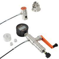 易高 Elcometer 506 F506-20DC 數字式附著力測試儀套件;20mm帶證書