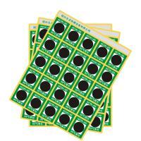 長龍NCW1-65 可逆型變色測溫貼片 溫度65℃ 規格25x21mm