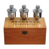精科 QNF 漆膜回粘性測定器 305mm標準 砝碼500g