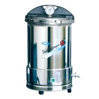 上海三申 YX280/15 手提式不锈钢压力蒸汽灭菌器 座式电热/15L