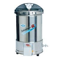 上海三申 YX280/20 手提式不锈钢压力蒸汽灭菌器 定时数控/20L