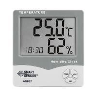 希玛 AS807 数字温湿度表 量程-40℃~70℃