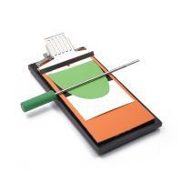 英国RK KHC.10.3涂布棒 湿膜厚度24μm 绿色胶头3号棒