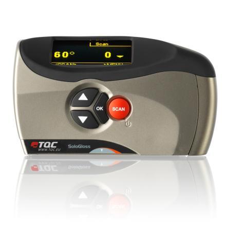 荷兰 TQC GL0010 光泽仪 60°  适用汽车、油漆涂料、塑胶、地板、家具、陶瓷等图片