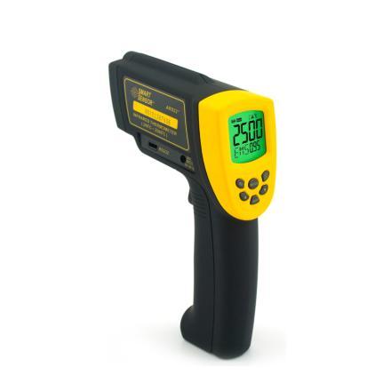 希玛 AR922+ 手持式红外测温仪 短波 高温型冶炼熔炉专用图片