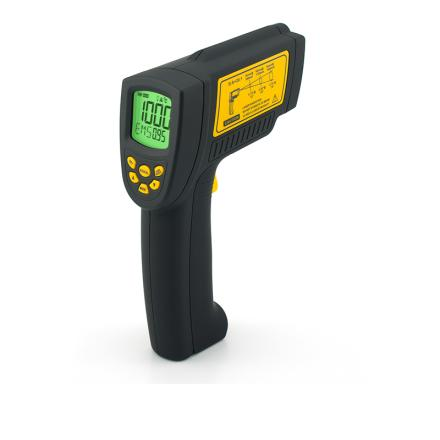 希玛 AR862D+ 高温型红外测温仪 -50℃~1000℃图片