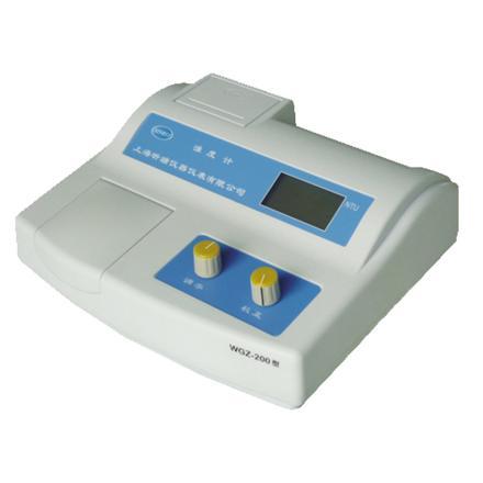昕瑞 WGZ-200 濁度計 測試范圍0~20/200NTU圖片