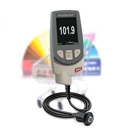 美國Defelsko PosiTector 200 C1 玻璃纖維 混凝土涂層測厚儀圖片