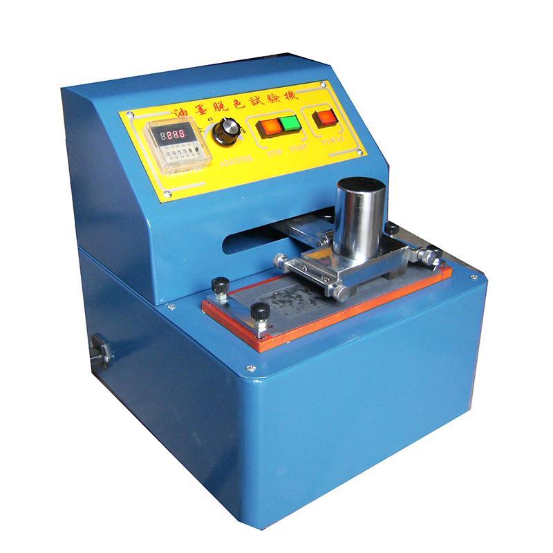 騰輝 TF-804 油墨印刷脫色試驗機 印刷品印刷墨層、PS版感光層等適用圖片
