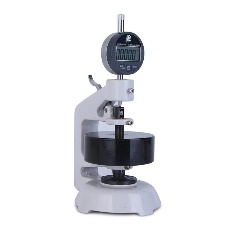 研特 YTH-4B 紙張厚度測定儀 指針百分表 分度值:0.01mm圖片