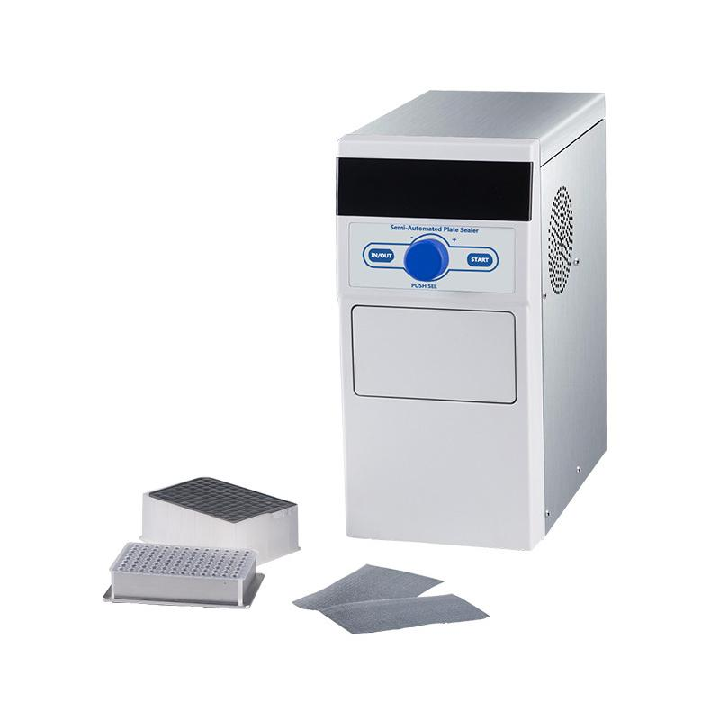 滬析 HBF-1200 微孔板熱封儀高清大圖