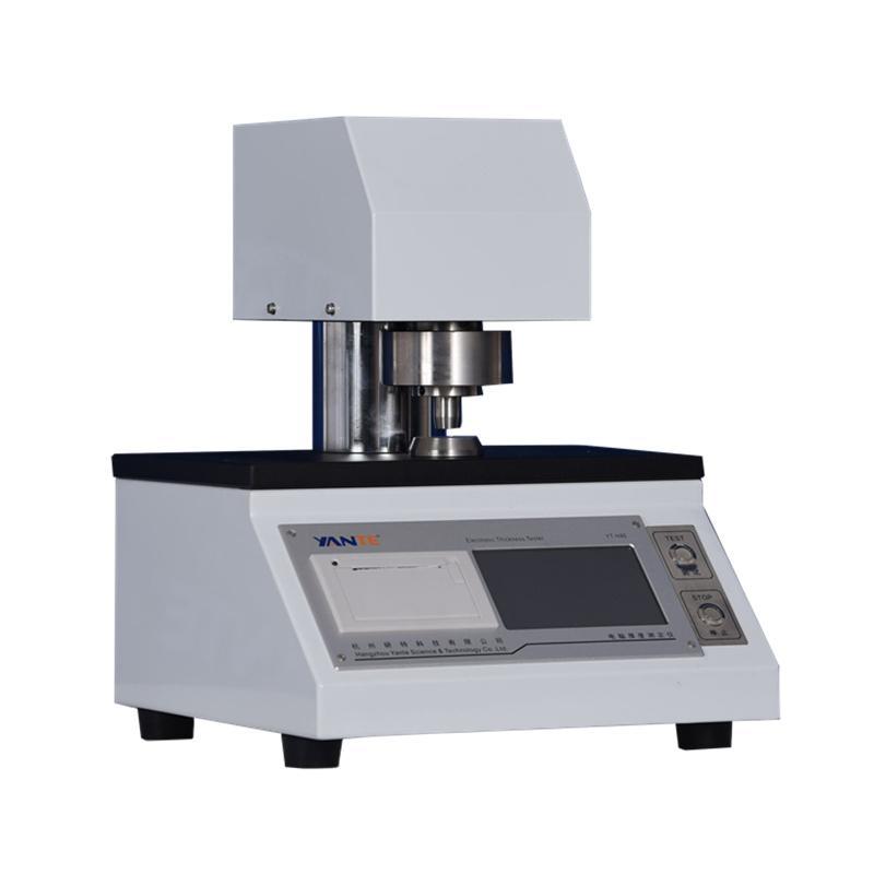 研特 YTH-4E 電腦厚度測定儀 測厚0~18mm 精度0.01mm圖片