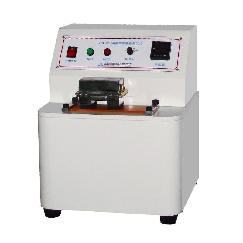 IMT-214 印刷油墨耐磨脫色試驗儀圖片