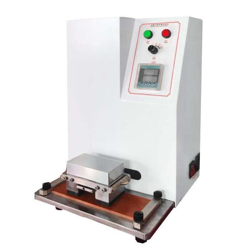 精華儀器 JH-YMT-A 油墨耐磨脫色試驗機高清大圖