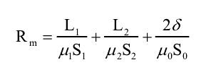 磁路总磁阻_变磁阻法