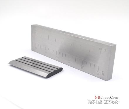 普申/Pushen PU-2411 ISO刮板细度计 0-25μm