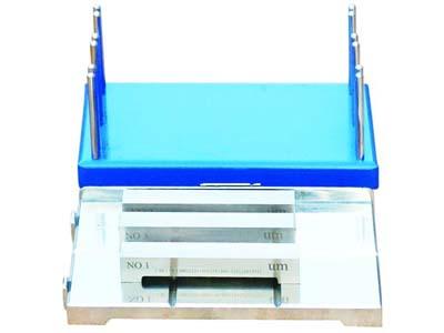 科信 QAG 流挂性测定仪 膜厚范围50-675μm 执行标准GB9264-88