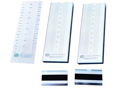 科信 QXP0-25S 双槽细度计 不锈钢刮板细度计