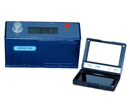 精科 JKGZ- 60 镜向光泽仪 60°   适用涂料油墨、塑料、陶瓷纸张、金属等平面制品