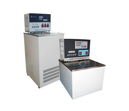 越平 DC-3015 低温恒温槽 15升容积 温度范围为-30℃~100℃
