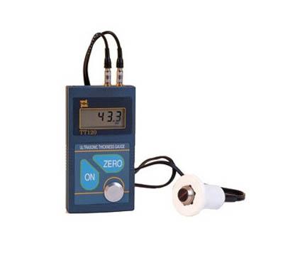 北京时代 TT120 超声波测厚仪 钢高温型 可测量温度达300℃高温钢铁
