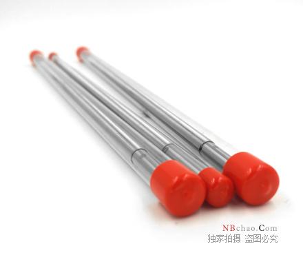 """RDS 4# 1/4"""" 绕线式涂膜棒 膜厚9.1μm 线径0.10mm"""