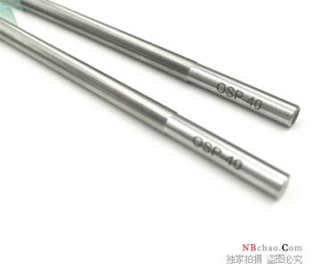 日本 OSP-40/400 挤压式螺纹棒 湿膜厚度40μm 长度400mm