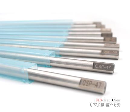 日本 OSP-03/250 不锈钢刮棒 湿膜厚度3μm 长度250mm