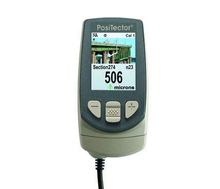 美国 Defelsko PosiTector 6000 NAS3 涂层测厚仪 铝基氧化膜专用