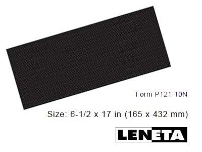 美国Leneta P121-10N 磨耗用胶板 165x432毫米 100张/盒