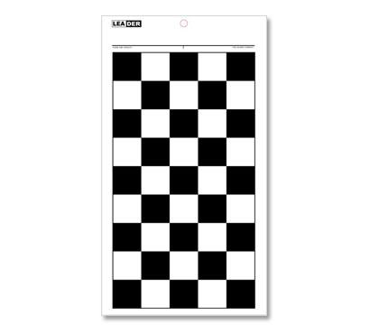 特沃兹 OTZ 10A 遮盖力测试纸 黑白格