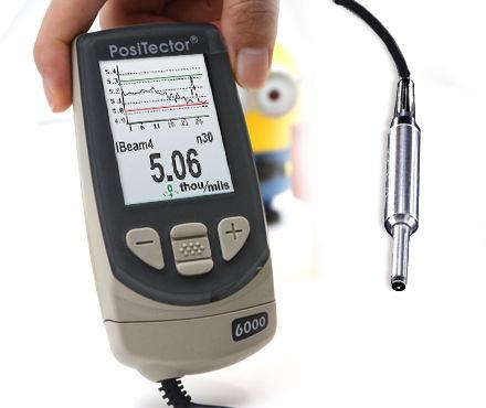 美国 Defelsko PosiTector 6000 N0S3 进口涂镀层测厚仪