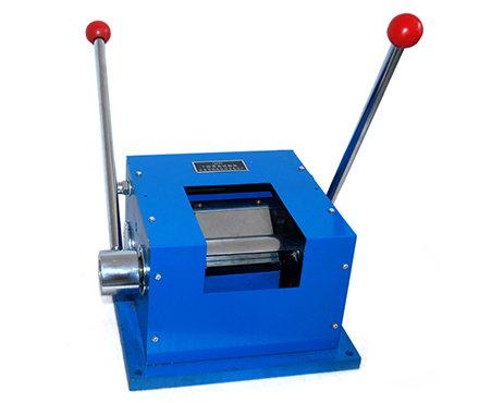 精科 QZW T型弯曲试验机 彩钢板或钢带涂膜柔韧性测试
