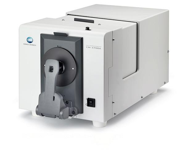 柯尼卡美能達 CM-3700A 分光測色計(分光式/側面端口)