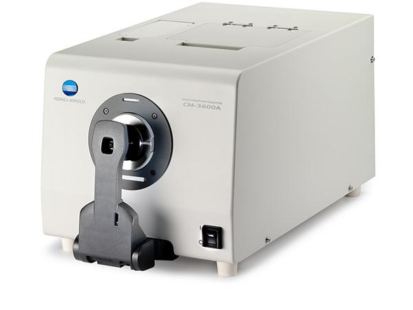 柯尼卡美能達 CM-3600A 分光測色計(分光式、側面測量口)