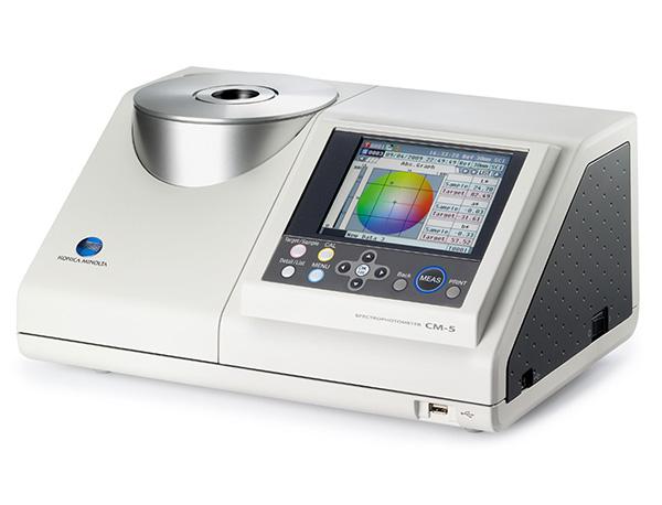 柯尼卡美能達 CM-5 分光測色計(頂部端口)