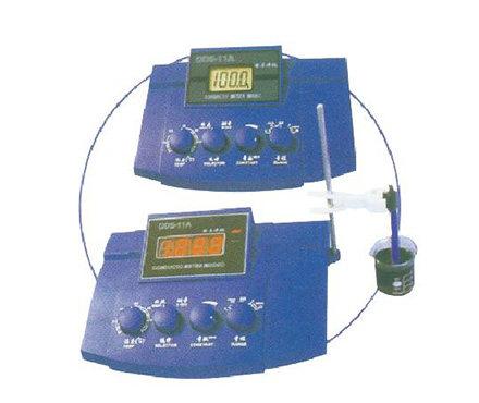 DDS-11A 数显电导率仪 永利达 手动/自动温度补偿 高纯水测量适用