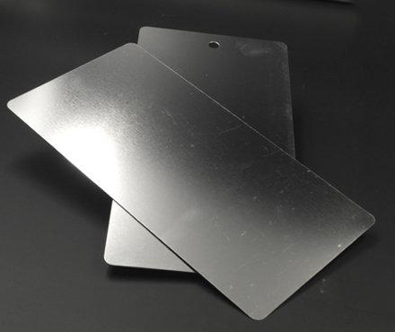 特沃兹/OTZ 70x150x0.35mm 粉末涂料打样铁片 厚度0.35mm