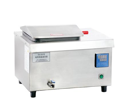 一恒 DU-30 电热恒温油浴锅 输入功率为1600W 容积20L