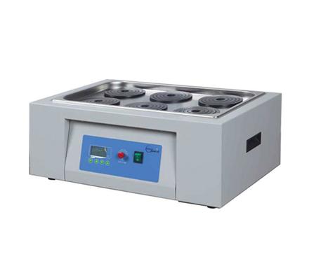 一恒 BWS-20 恒温水槽与水浴锅(两用) 消耗功率1500W 双列六孔式